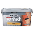 Ronseal Perfect Finish Diamond Hard Floor Varnish